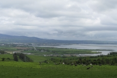 panorama near cork